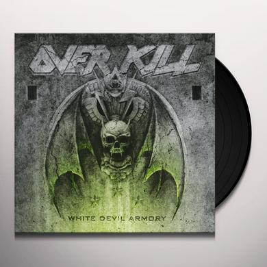 Overkill WHITE DEVIL ARMORY Vinyl Record
