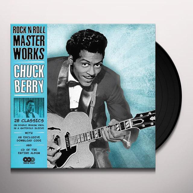 ROCK N ROLL MASTERWORKS-CHUCK BERRY (UK) (Vinyl)
