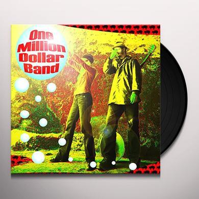 One Million Dollar Band PIGS N PEARLS Vinyl Record