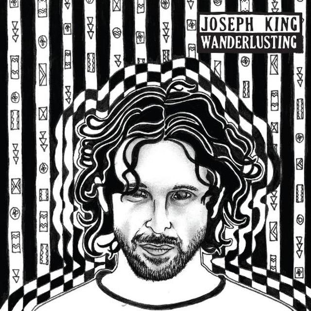 Joseph King WANDERLUSTING Vinyl Record