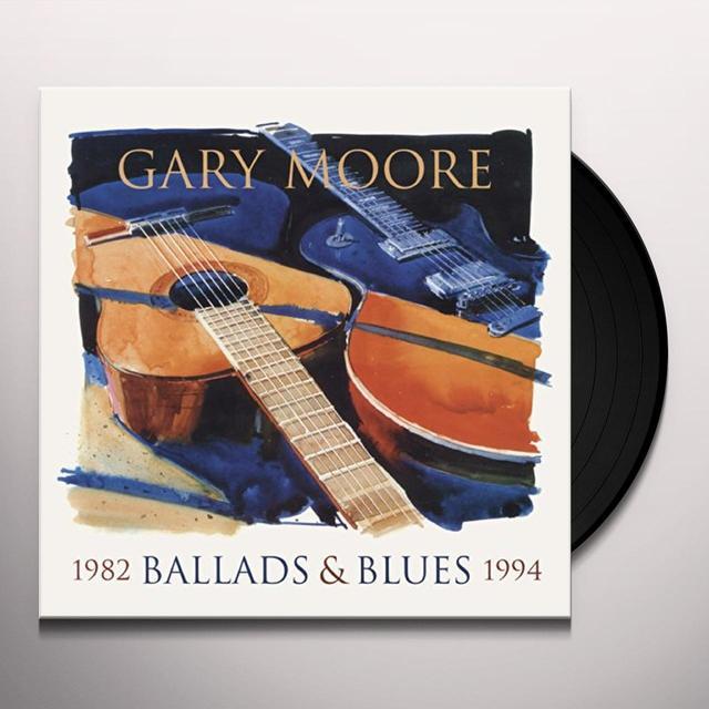 Gary Moore BALLADS & BLUES 1982-1994 Vinyl Record