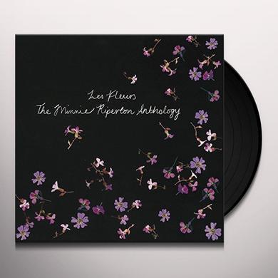 Minnie Riperton LES FLEURS Vinyl Record