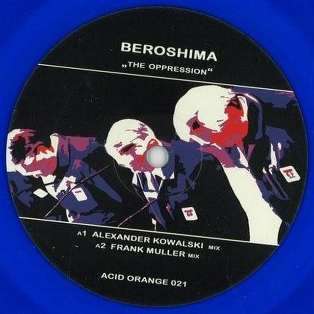 Beroshima OPPRESSION Vinyl Record