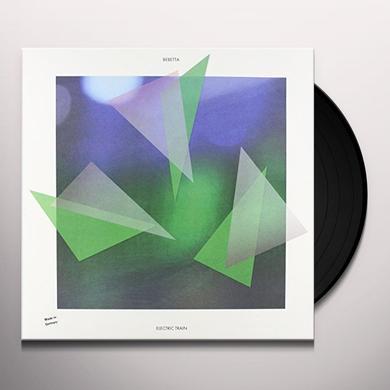 Bebetta ELECTRIC TRAIN (EP) Vinyl Record