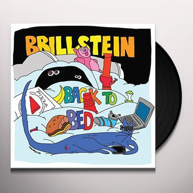 Brillstein BACK TO BED Vinyl Record
