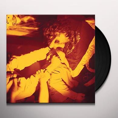 Hhy & The Macumbas THROAT PERMISSION CUT Vinyl Record