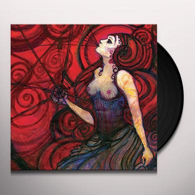 Nachtmystium WORLD WE LEFT BEHIND Vinyl Record