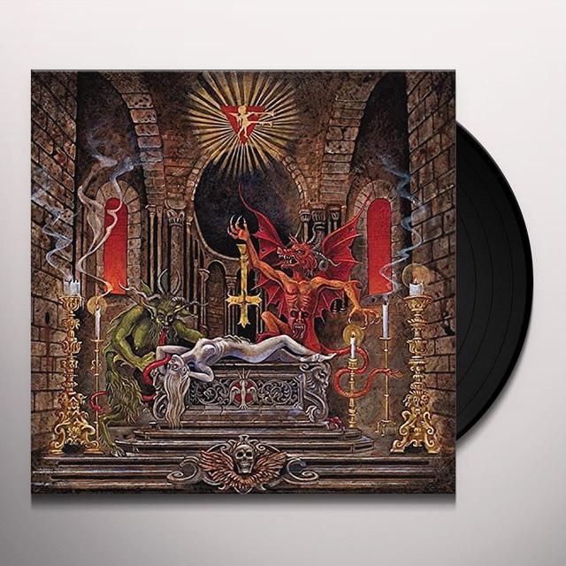 Profanatica THY KINGDOM CUM Vinyl Record