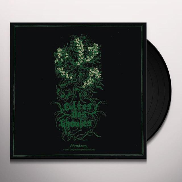 Cultes Des Ghoules HENBANE Vinyl Record