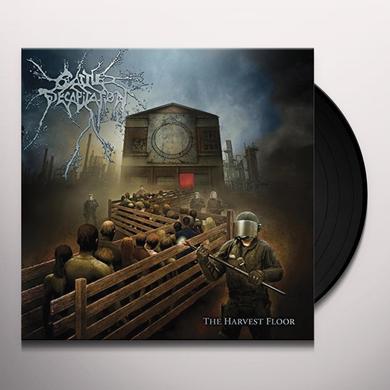Cattle Decapitation HARVEST FLOOR Vinyl Record