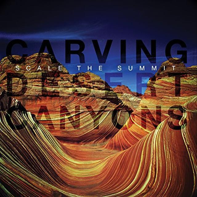 Scale The Summit CARVING DESERT CANYONS Vinyl Record