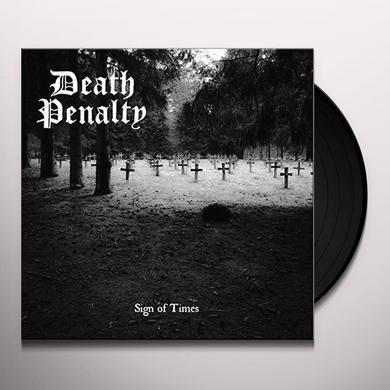 Death Penalty SIGN OF TIMES Vinyl Record