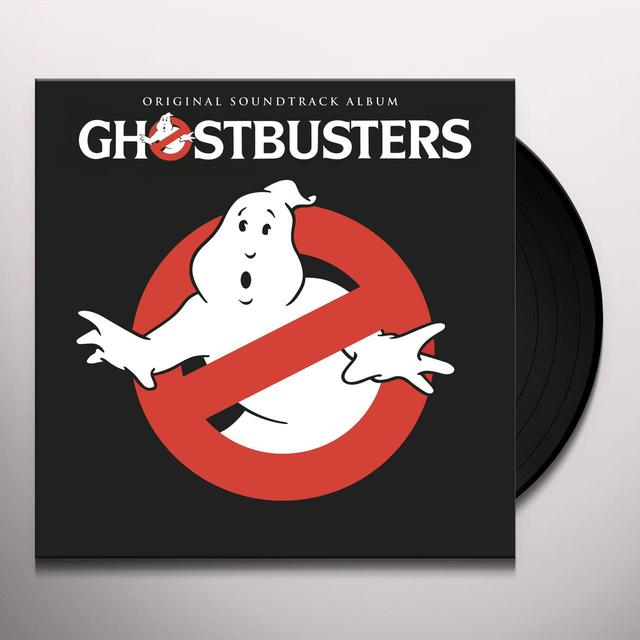GHOSTBUSTERS / O.S.T. Vinyl Record