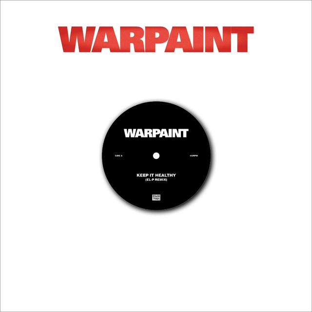 Warpaint DISCO//VERY Vinyl Record