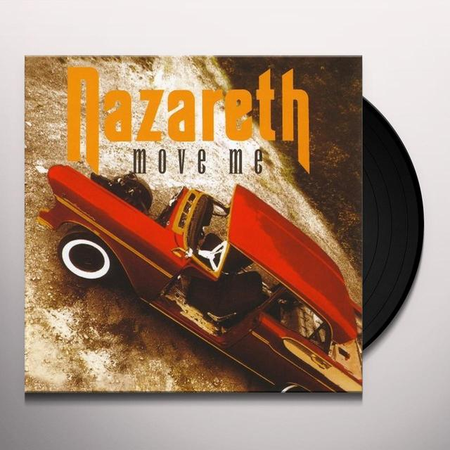 Nazareth MOVE ME Vinyl Record - Limited Edition