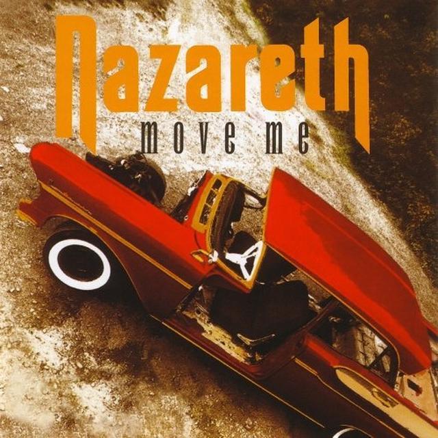 Nazareth MOVE ME Vinyl Record - Limited Edition