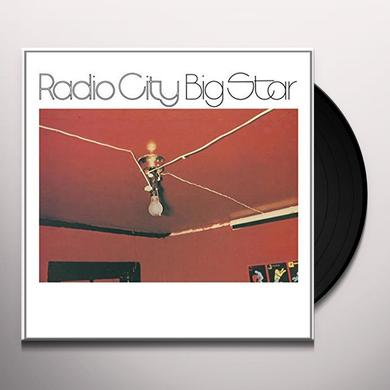 Big Star RADIO CITY Vinyl Record - 180 Gram Pressing