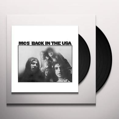 MC5 BACK IN THE USA Vinyl Record