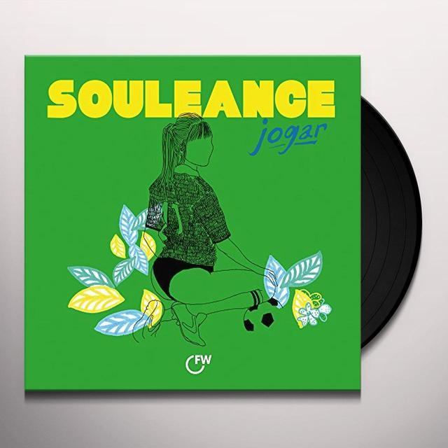 Souleance JOGAR Vinyl Record - UK Import