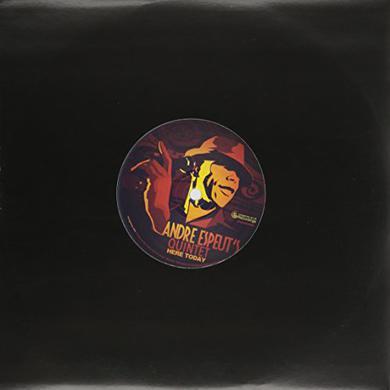 Andre Quintet Espeut's HERE TODAY Vinyl Record