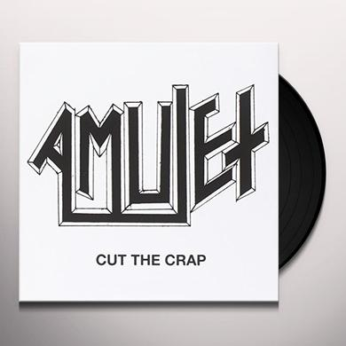 Amulet CUT THE CRAP Vinyl Record