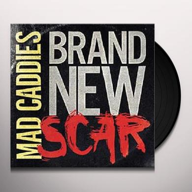 Mad Caddies BRAND NEW SCAR Vinyl Record