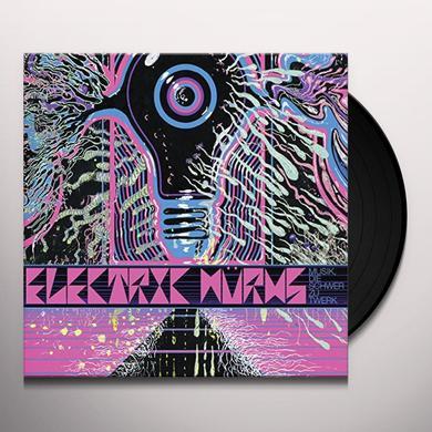 Electric Wurms MUSIK DIE SCHWER ZU TWERK Vinyl Record