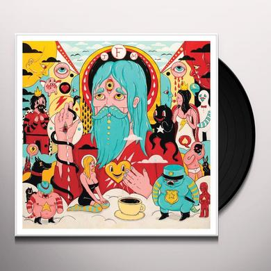 Father John Misty HOLLYWOOD FOREVER CEMETERY SING/DRIVE Vinyl Record