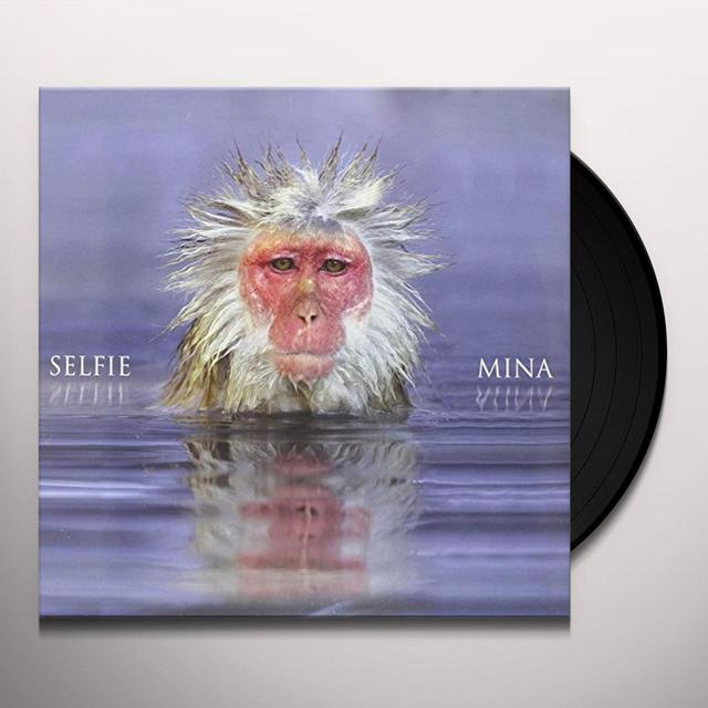 Mina SELFIE-LP LIMITED EDITION Vinyl Record - Italy Release