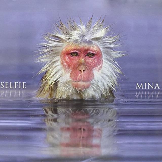 Mina SELFIE-LP LIMITED EDITION Vinyl Record - Italy Import