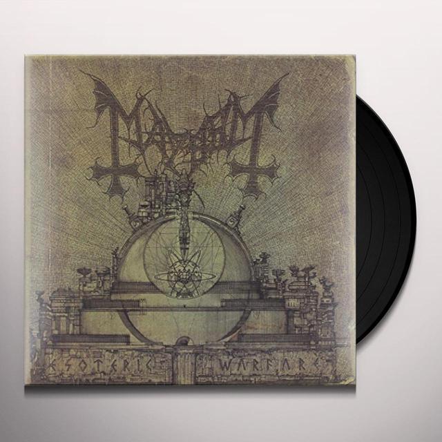 Mayhem ESOTERIC WARFARE Vinyl Record - Australia Import