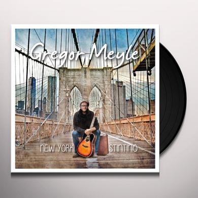 Gregor Meyle NEW YORK-STINTINO Vinyl Record