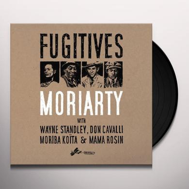 Moriarty FUGITIVES Vinyl Record