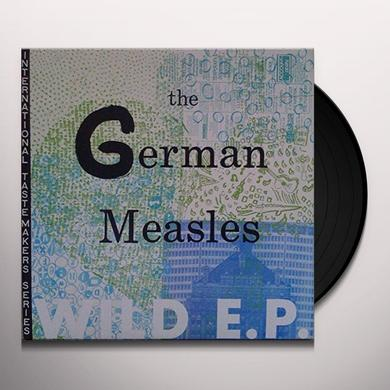 German Measles WILD E.P. Vinyl Record
