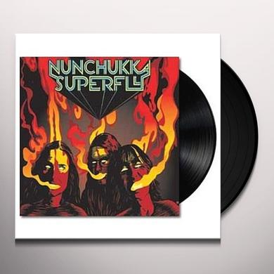 Nunchukka Superfly OPEN YOUR EYES TO SMOKE Vinyl Record