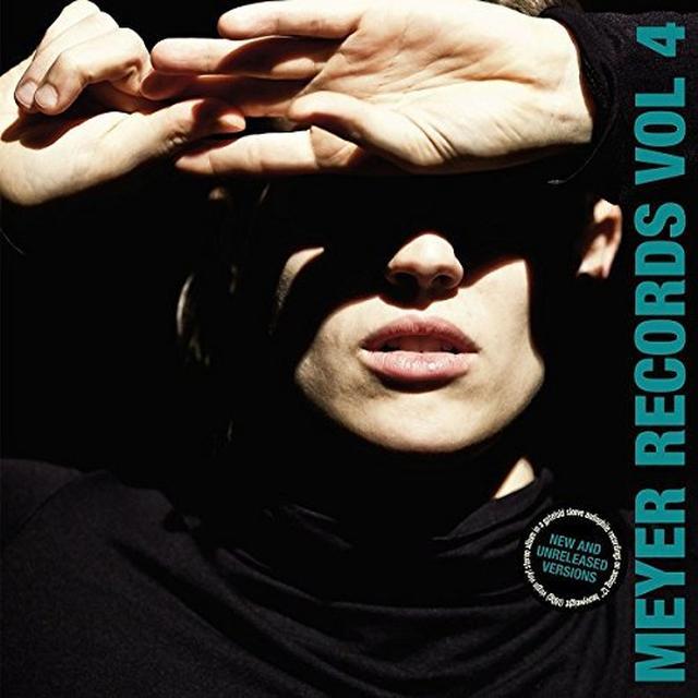 Meyer Records Vol.4 / Various (Uk) MEYER RECORDS VOL.4 / VARIOUS Vinyl Record - UK Import