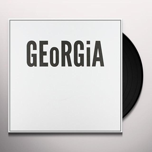 Georgia COME IN Vinyl Record
