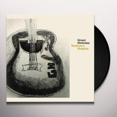 Grant Nicholas YORKTOWN HEIGHTS Vinyl Record - UK Import
