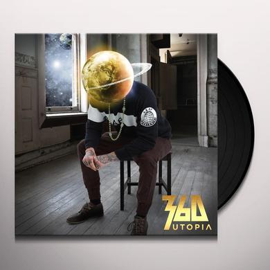 360 UTOPIA Vinyl Record - Australia Import