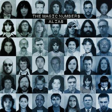 The Magic Numbers ALIAS Vinyl Record