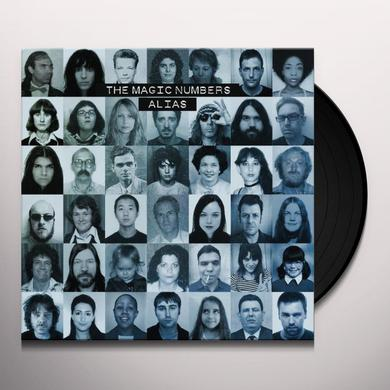 The Magic Numbers ALIAS Vinyl Record - Holland Import