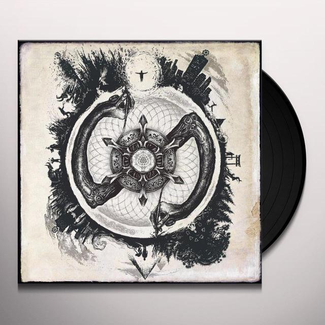 Monuments AMANUENSIS Vinyl Record - UK Import