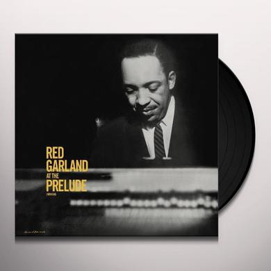 Red Garland AT THE PRELUDE Vinyl Record - Spain Import
