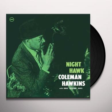 Coleman Hawkins NIGHT HAWK Vinyl Record - Spain Import
