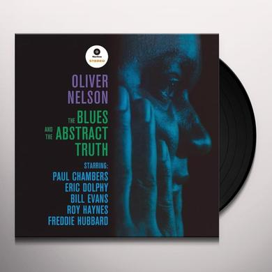 Oliver Nelson BLUES & THE ABSTRACT TRUTH Vinyl Record - Spain Import