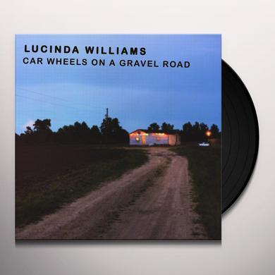 Lucinda Williams CAR WHEELS ON A GRAVEL ROAD Vinyl Record - Holland Import
