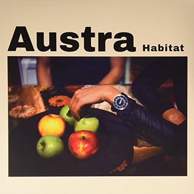 Austra HABITAT 12 [LIMITED EDITION] Vinyl Record