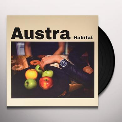Austra HABITAT 12 [LIMITED EDITION] Vinyl Record - Canada Import