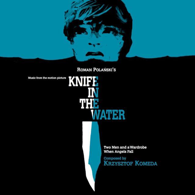 Krzysztof Komeda KNIFE IN THE WATER (ITA) (Vinyl)