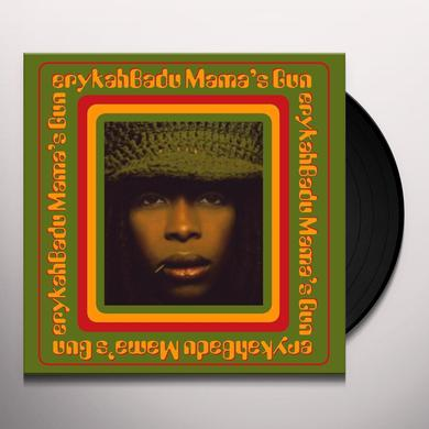 Erykah Badu MAMA'S GUN Vinyl Record - Holland Import